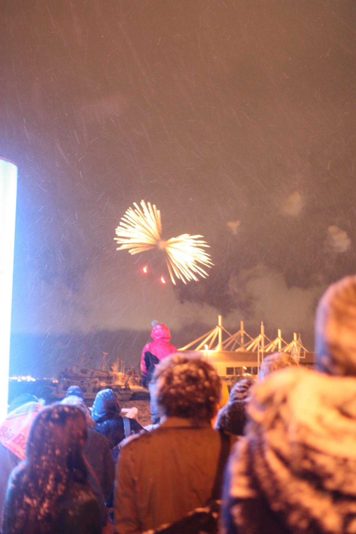 하코다테 불꽃축제